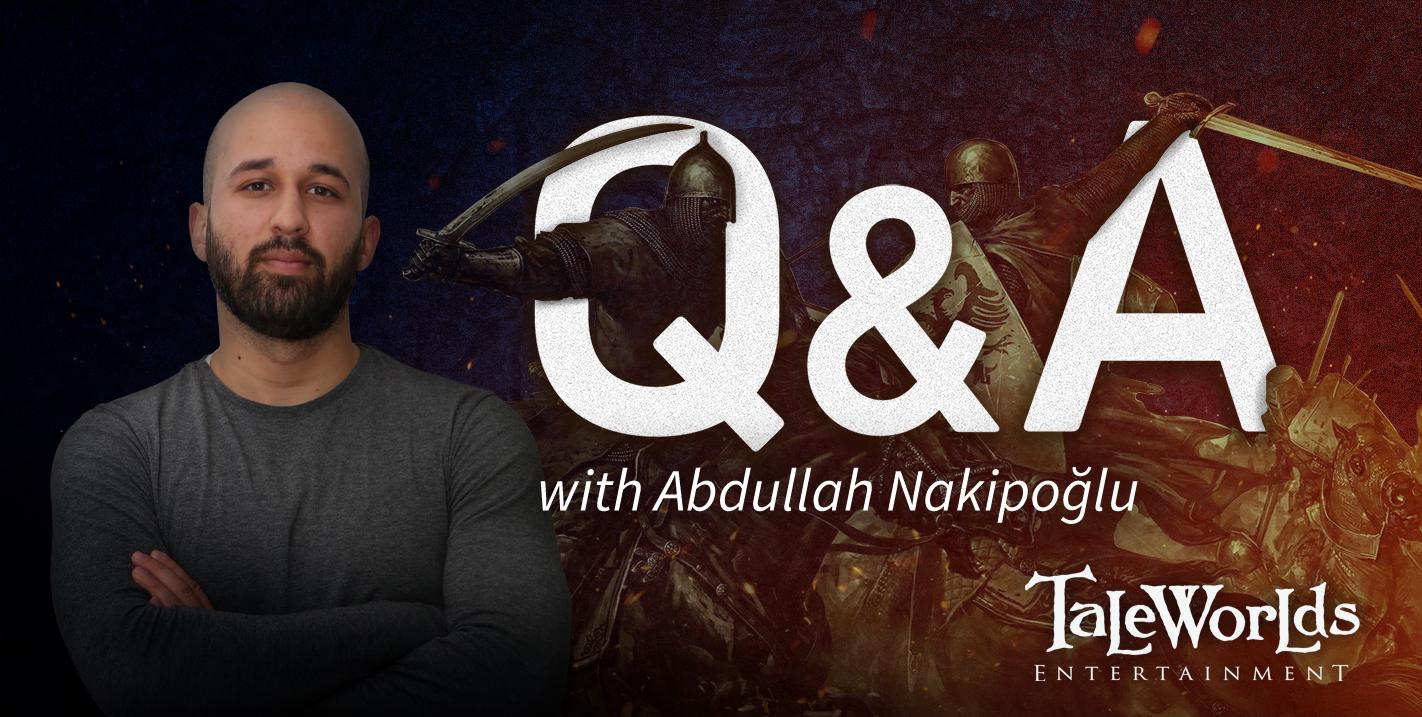 Diario semanal de desarrollo de Bannerlord 64: Entrevista con Abdullah Nakipoglu (Animador) 7c9a795ff4a104c16c1b578cee70d62e8b7cc245