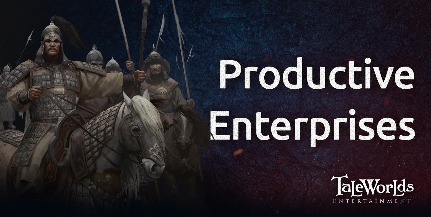 Diario semanal de desarrollo de Bannerlord 37: Negocios productivos (Sistema económico) 8aee8abe2bcef8a5dc7b5176d9e8728f8c39a14e