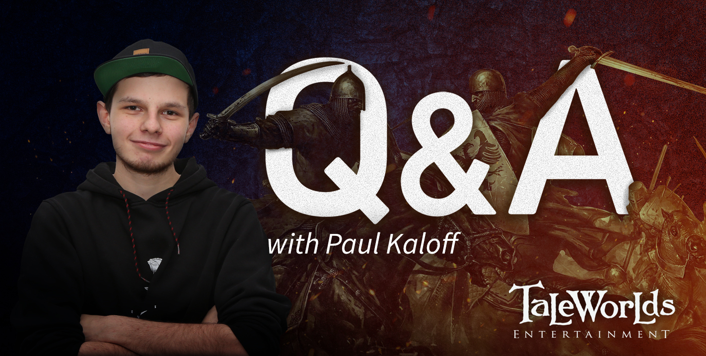 Diario semanal de desarrollo del Bannerlord 75: Entrevista a Paul Kaloff 9c040a929d69135ddf07eebc209f73f2c050c166