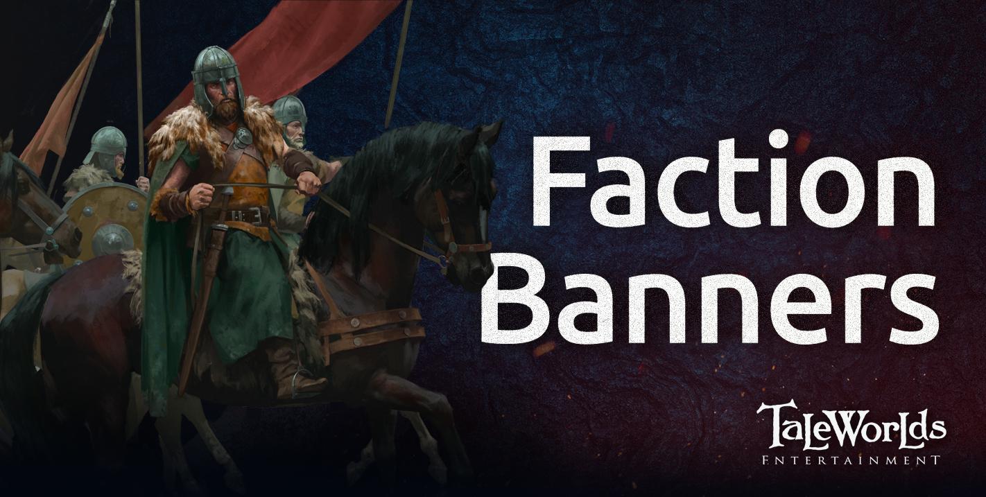 [EN] Diario semanal de desarrollo de Bannerlord 36: Banderas de las facciones A8d7383c47e888a2224194cb33647f9c8f4a2cfc