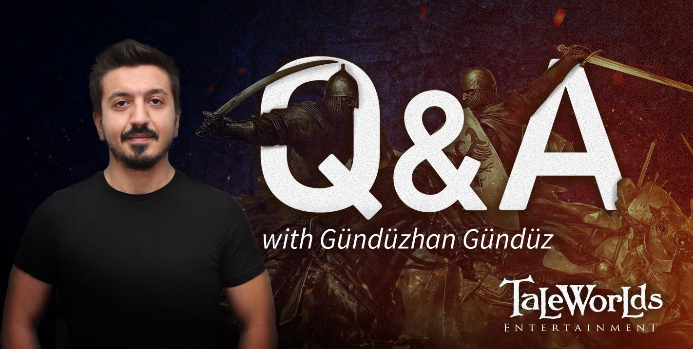 Diario semanal de desarrollo de Bannerlord 66: Entrevista con Gündüzhan Gündüz (Diseñador de niveles / Artista de producción de vídeo) Af3770e1754792b4caf2fb2f4eabe4b881c14d1c