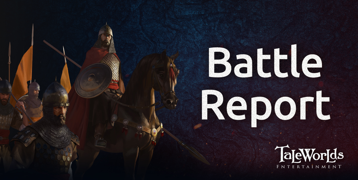 Diario semanal de desarrollo de Bannerlord 47: Informe de Batalla F43f813b8f05b3b89b3785f97a3255541c955aaa