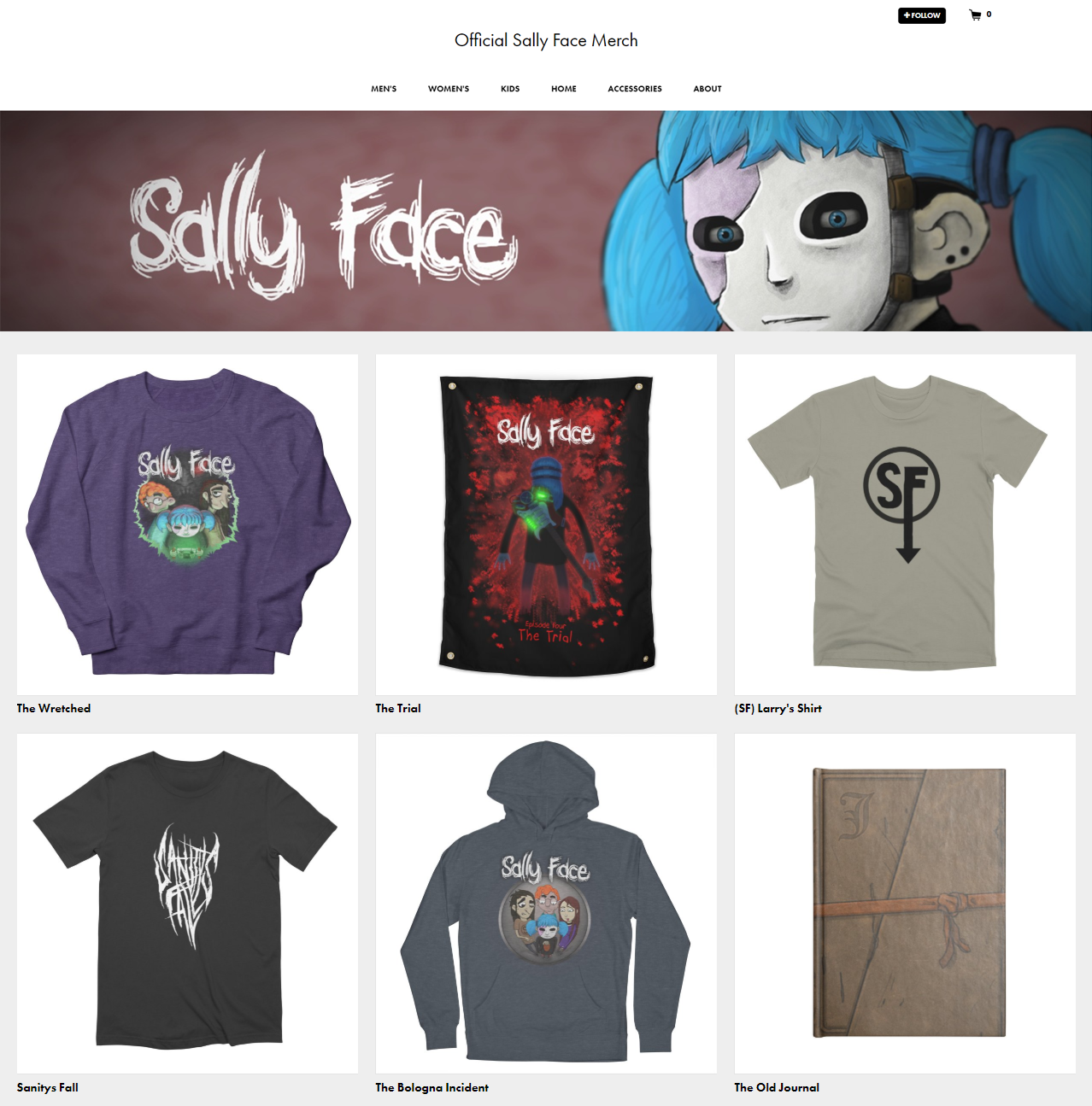 Sally Face :: Group Announcements