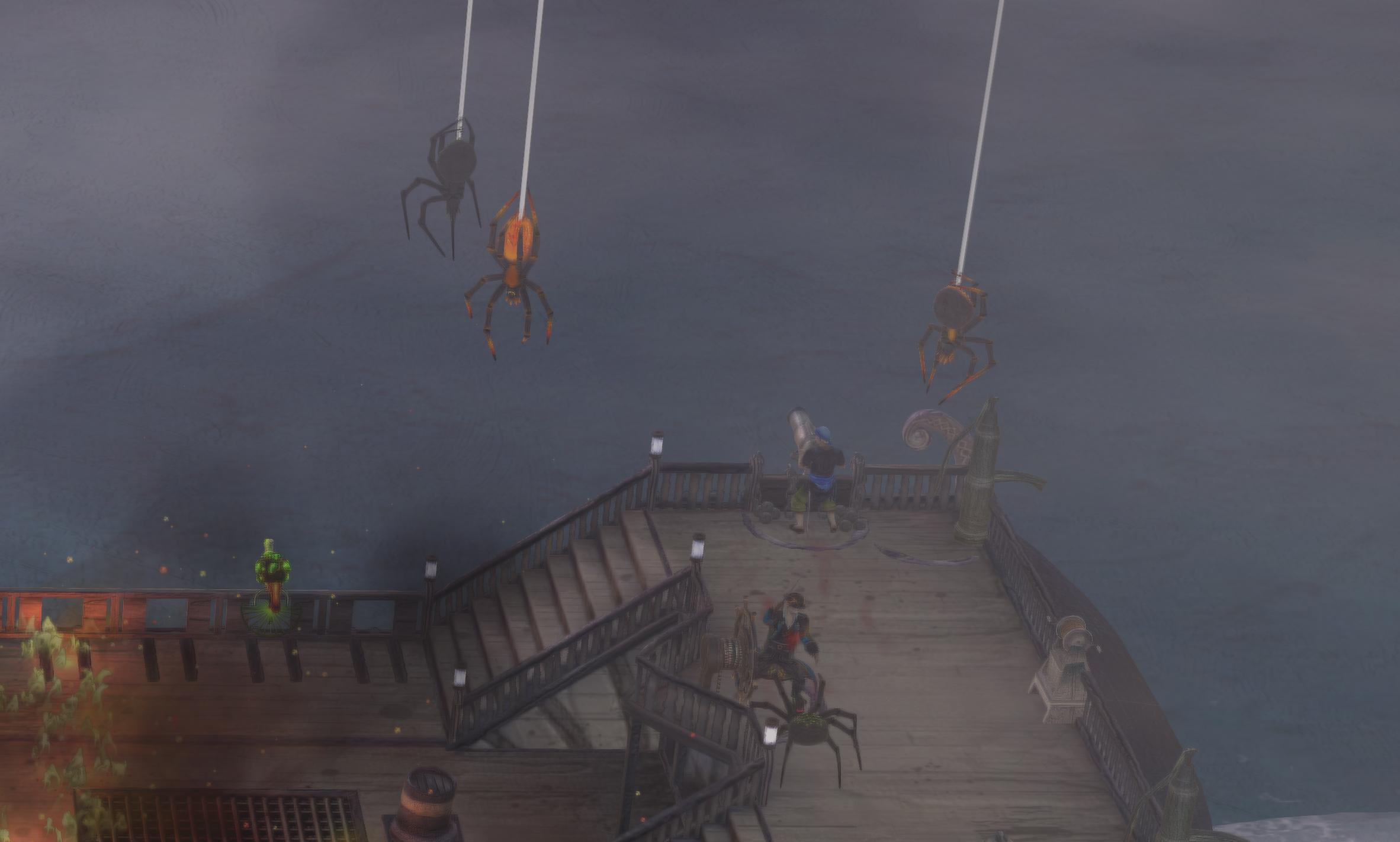 Крупное обновление для Abandon Ship: Паучьи Острова