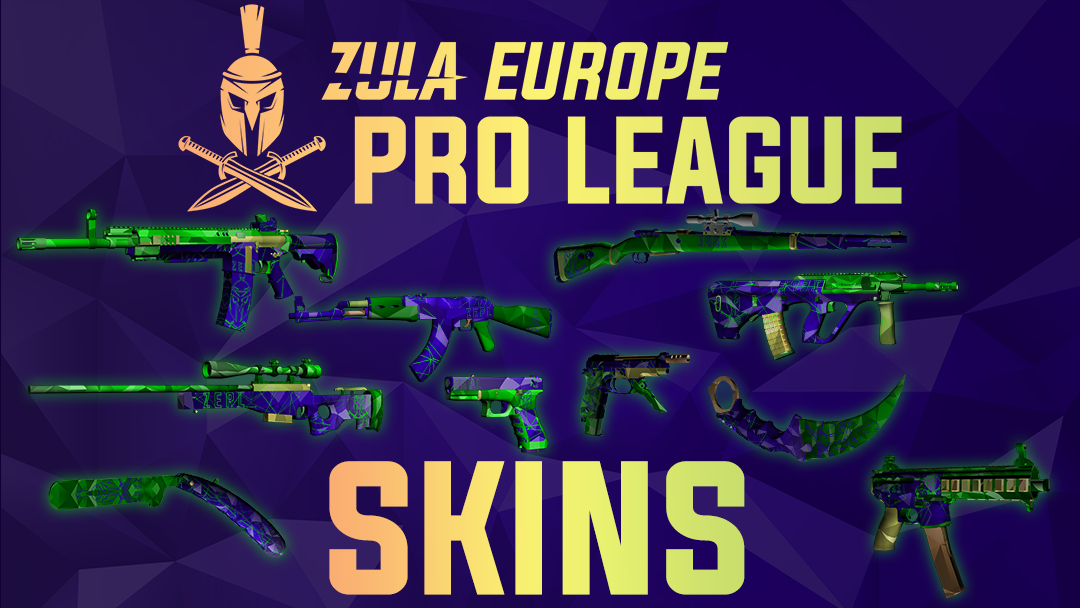 Zula Europe :: Support the Zula Europe Pro League teams buying the