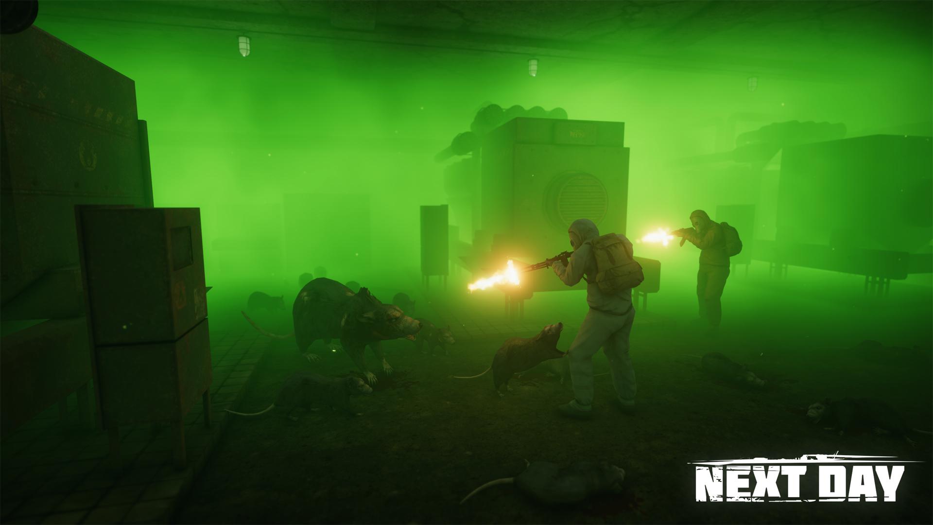 Next Day: Survival :: Group Announcements