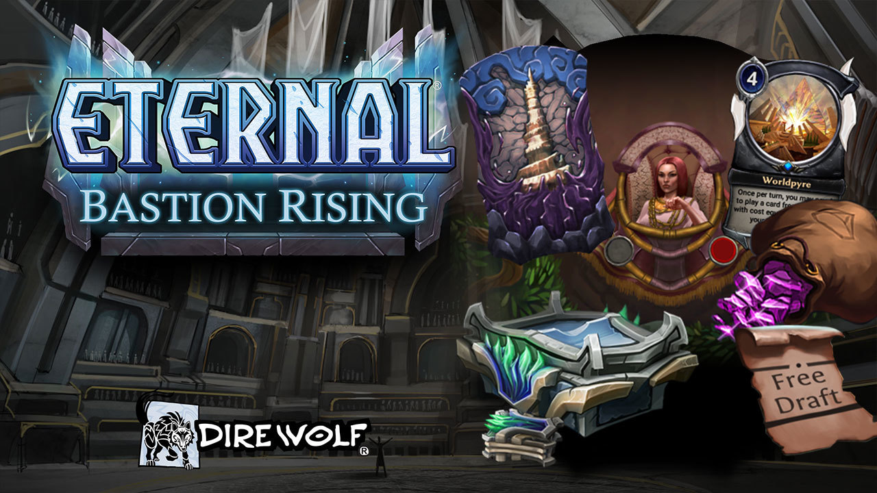 Bastion Rising is now available!