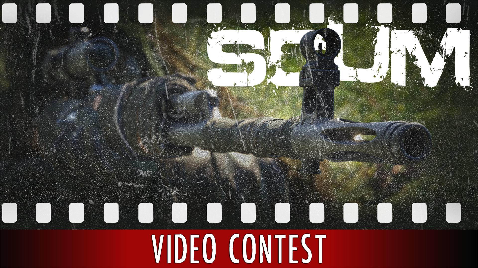 SCUM Video Contest