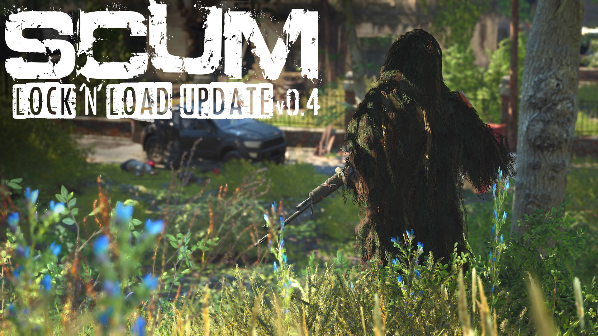 SCUM - LOCK'N'LOAD Update 0.4.84.24699
