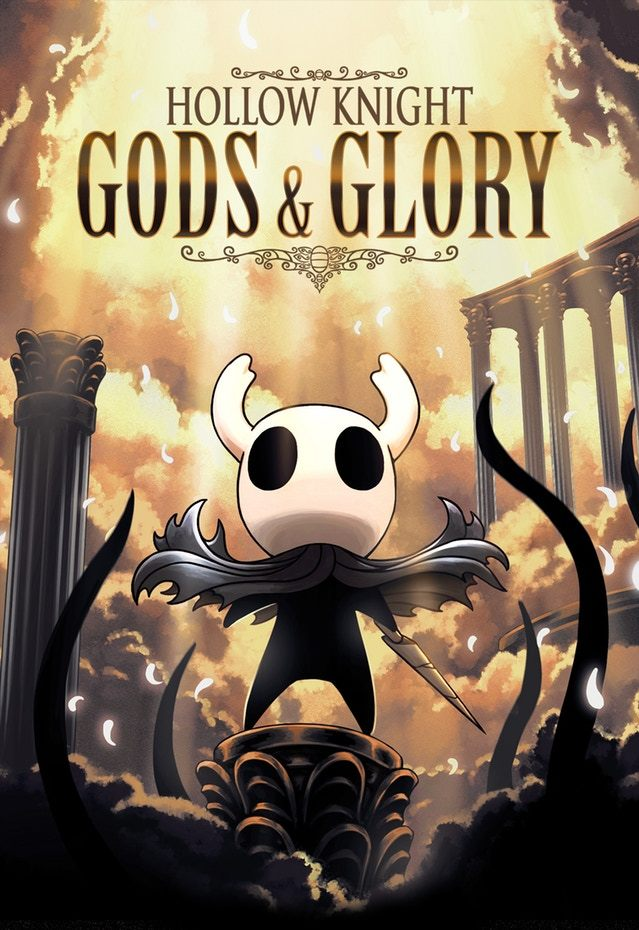 Hollow Knight: Gods & Glory Announced!