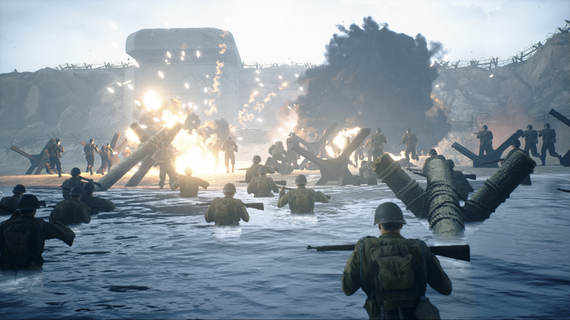 Gameplay More Than Anyone But World War 2 Was Defined By Its M Ive Battles And Invasions And We Want To Bring That Experience To Days Of War With