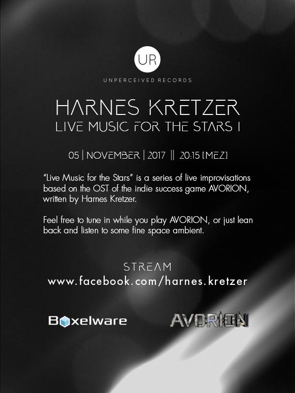 Avorion :: Live Avorion Music by Composer Harnes Kretzer!