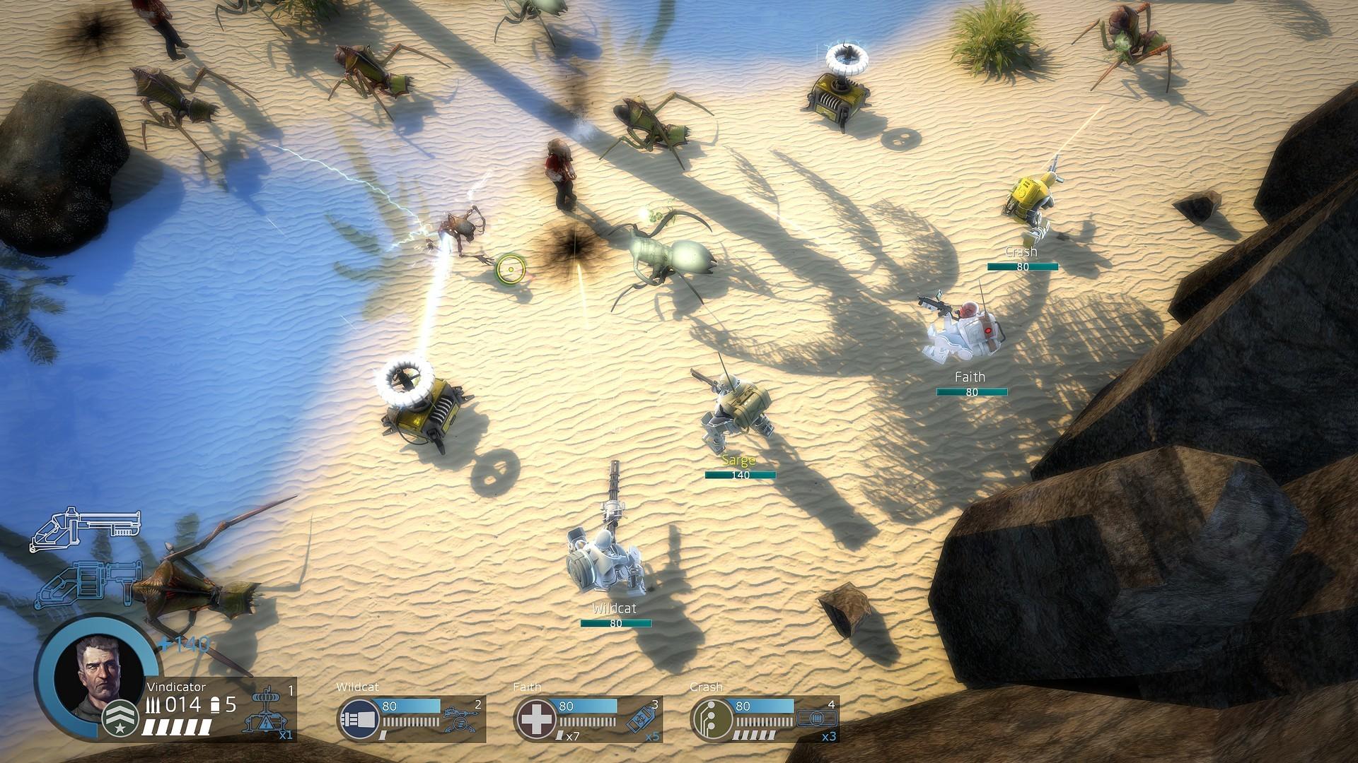 Alien Swarm: Reactive Drop on Steam