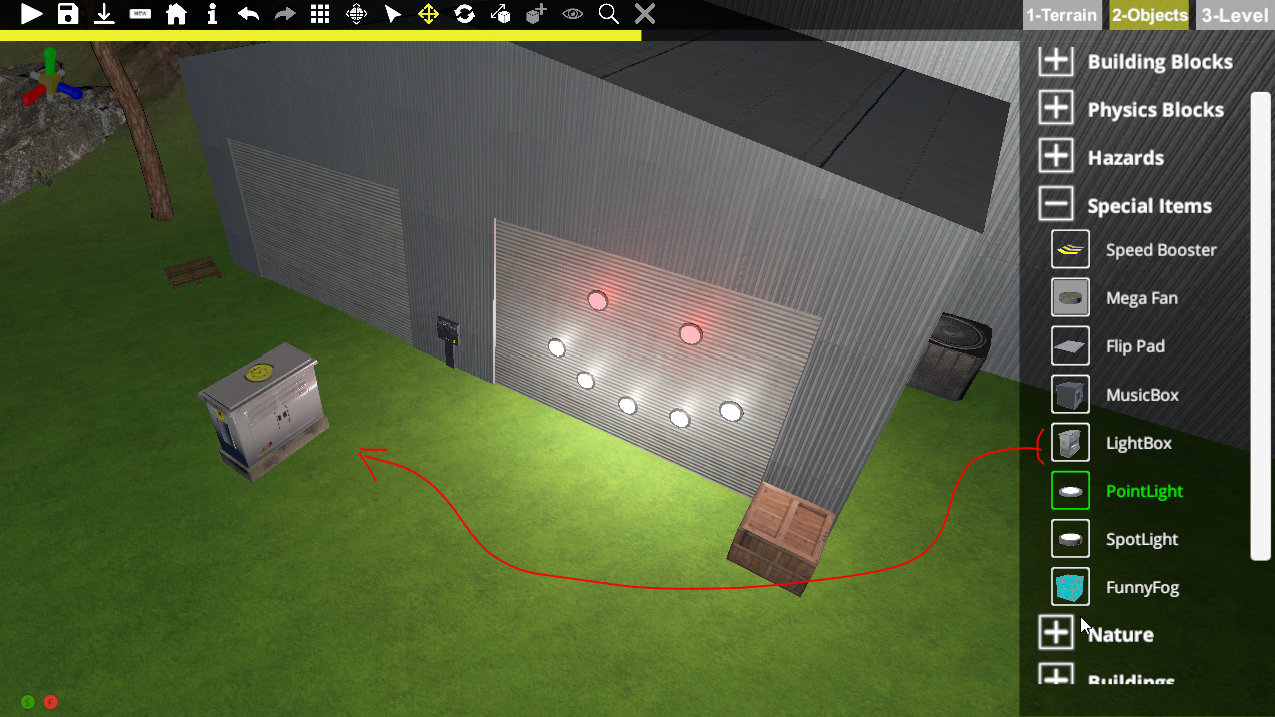 This Feature Was Tricky To Implement But Totally Worth It Makes Level Building So Much Faster And Enjoyable