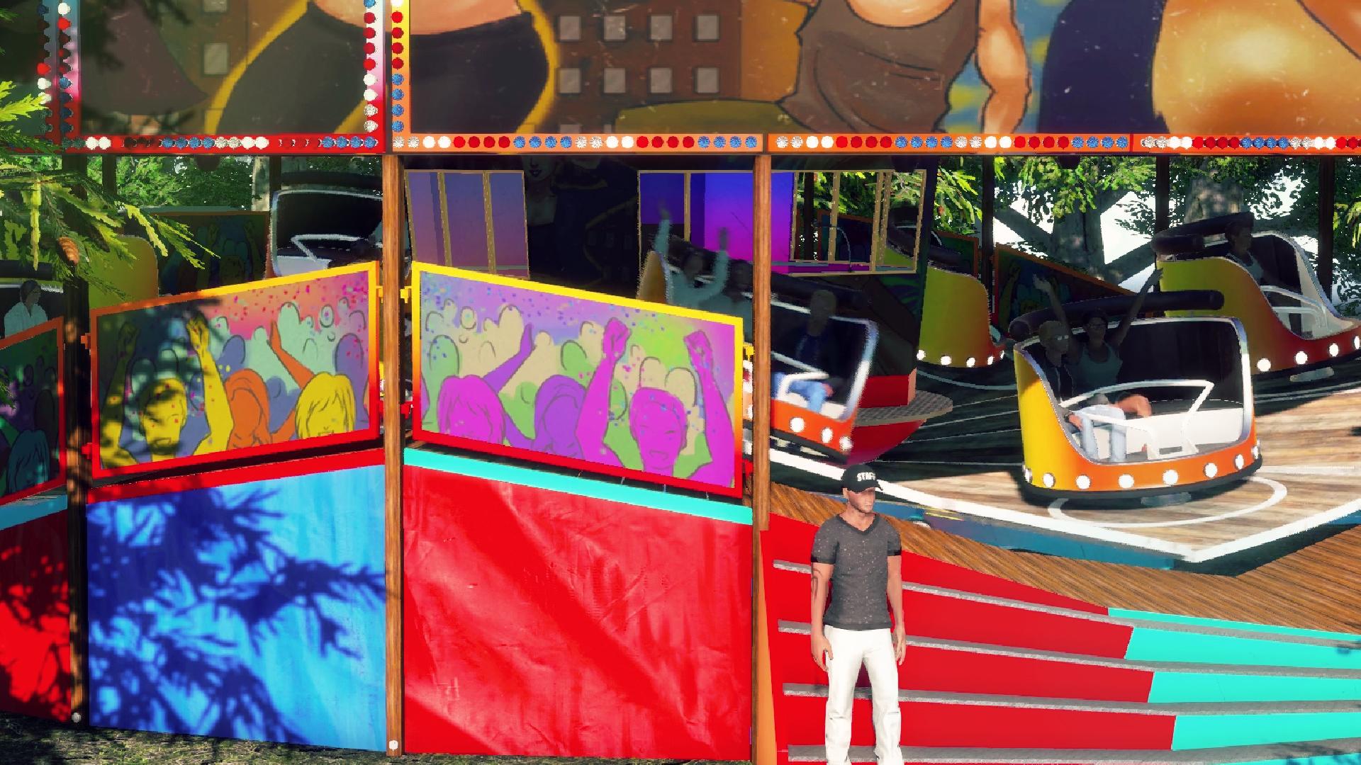 Virtual Rides 3 - Funfair Simulator