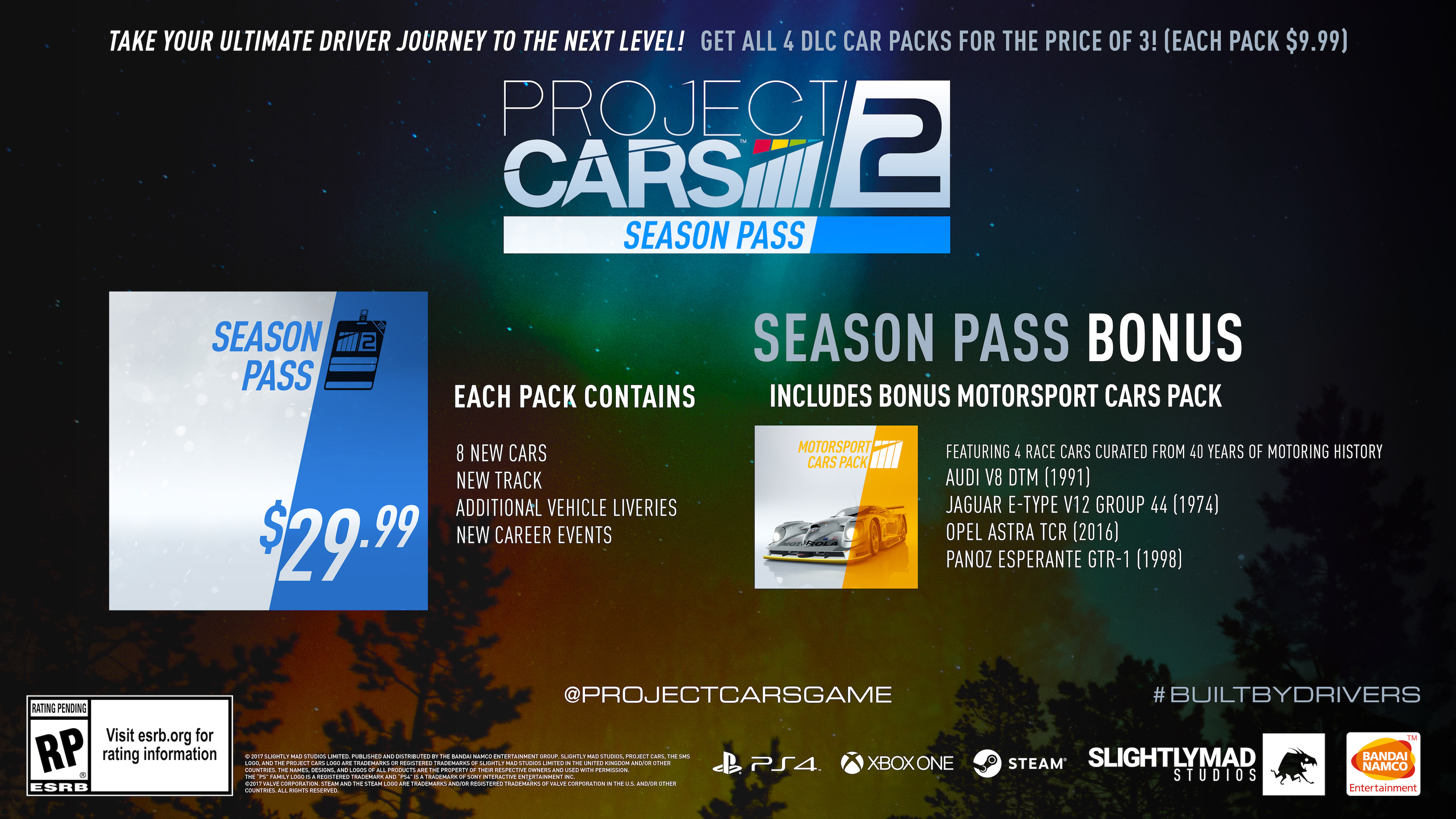 Source  Steam Community    Group Announcements    Project CARS 2 5daf81878f5ec