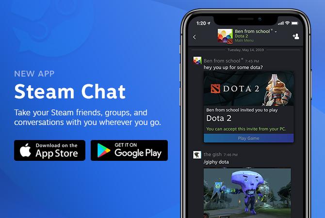 Новини — Steam Blog