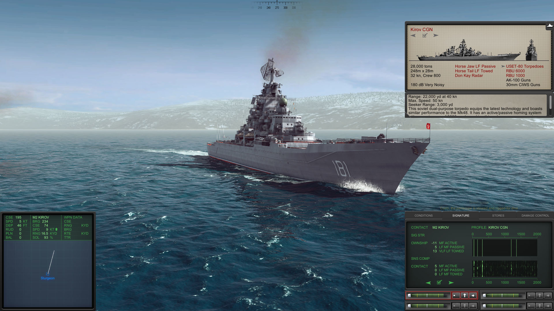 Cold Waters :: Ship Recognition Manual