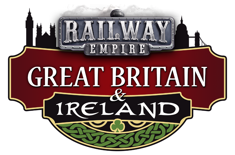 Railway Empire :: Great Britain & Ireland DLC Out Now for