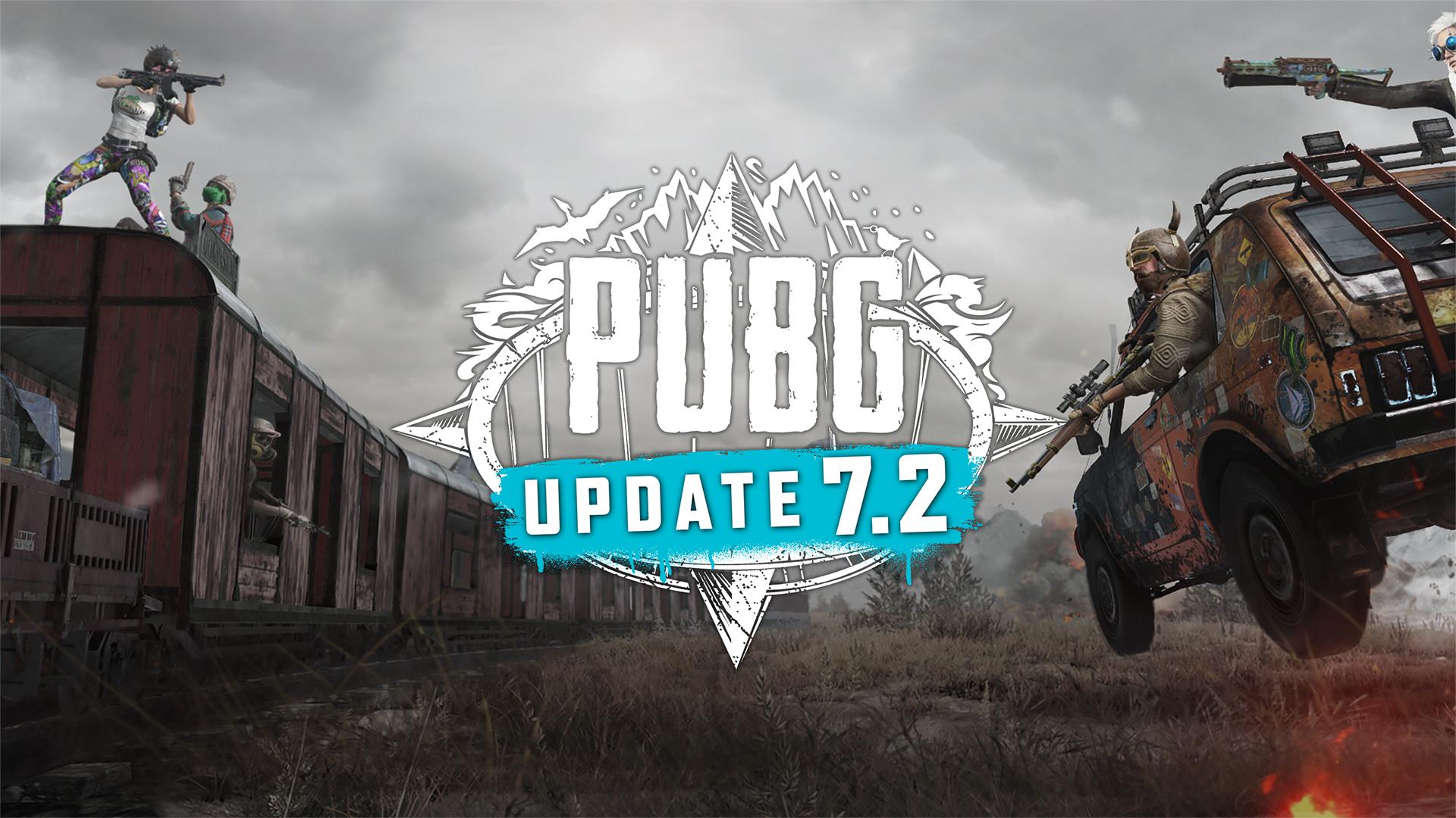 Playerunknown S Battlegrounds Update 7 2 Patch Notes Steam News
