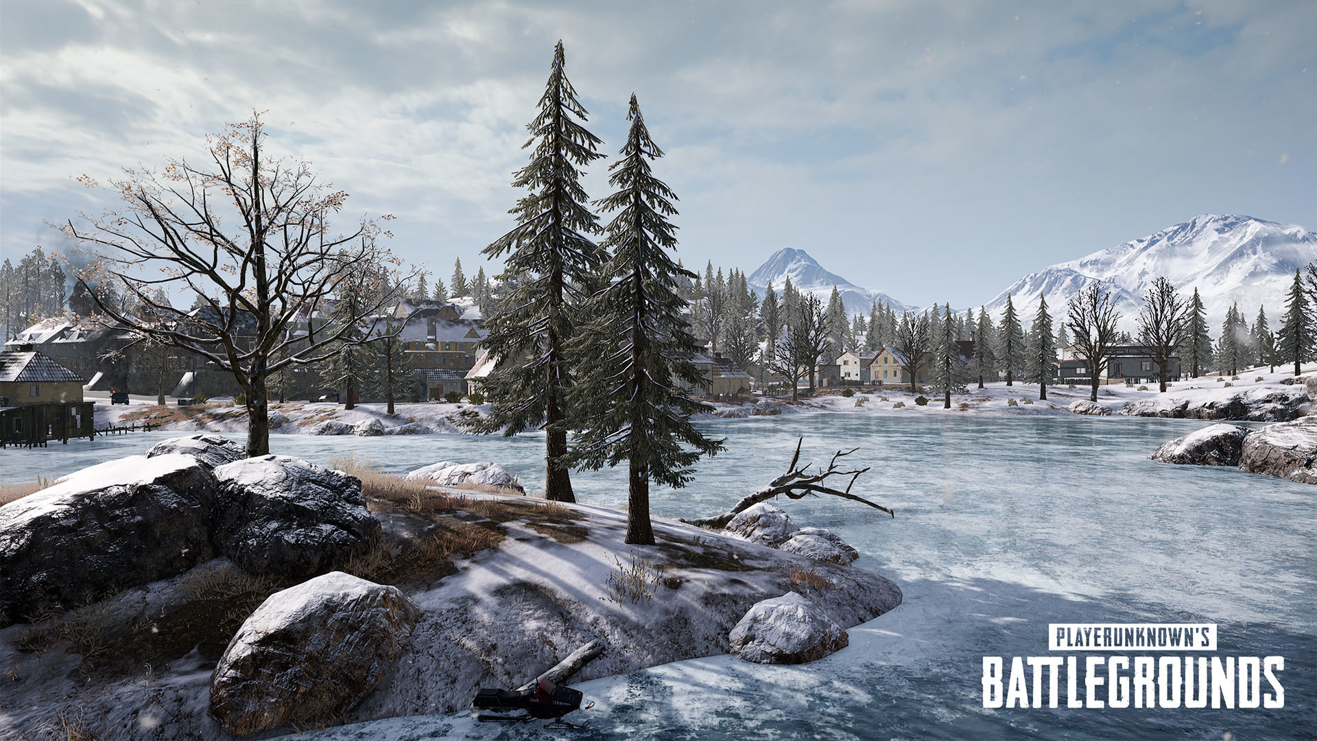 Of All The Battlegrounds In The World, None Are Quite As Dangerous As  Vikendi. A 6km Island Blanketed In Snow And Bathed In The Aurora Borealis,  ...