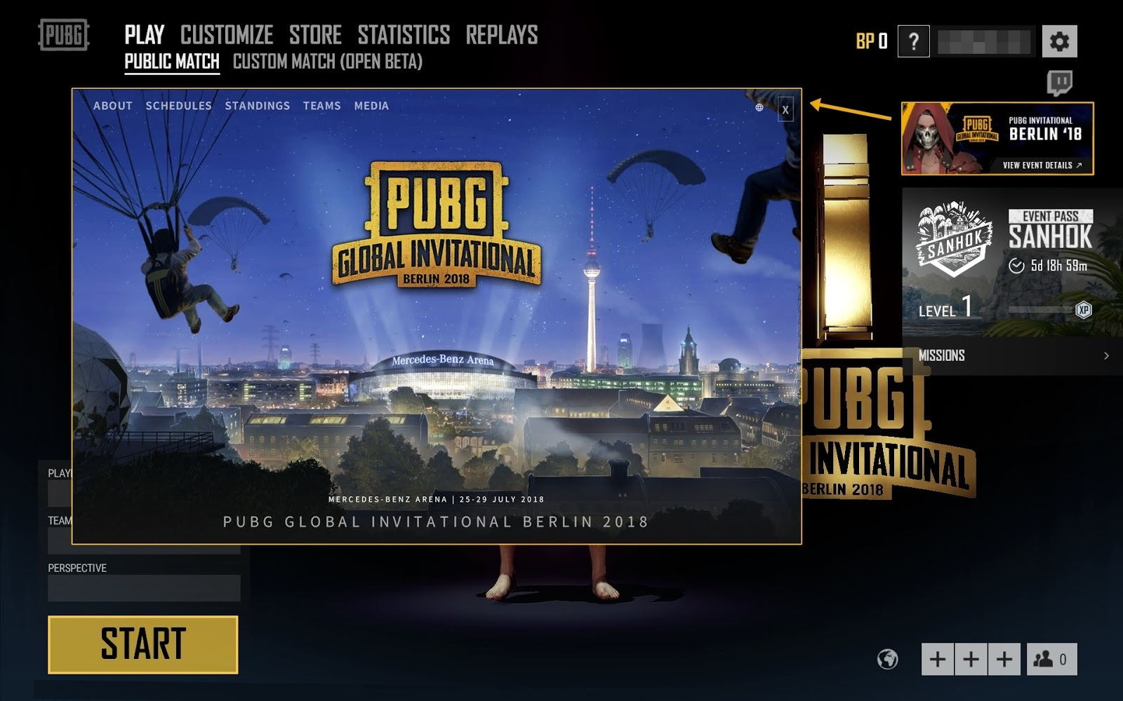 To Celebrate Pgi Pubg Global Invitational Weve Added An In Game Booklet Which Provides More Detailed Information About Pgi