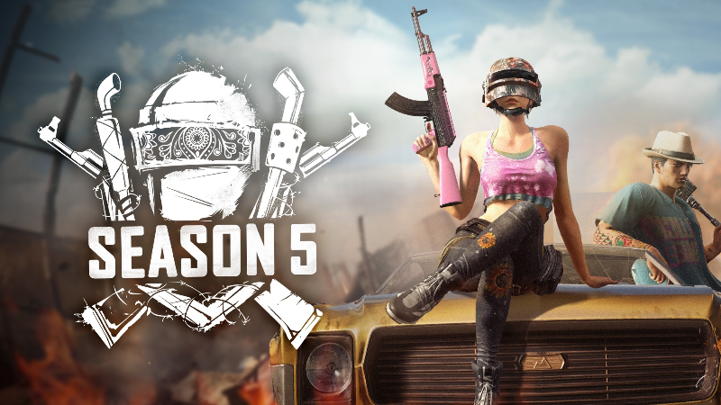 Playerunknown S Battlegrounds Pc Update 5 1 Patch Notes Novini Steam