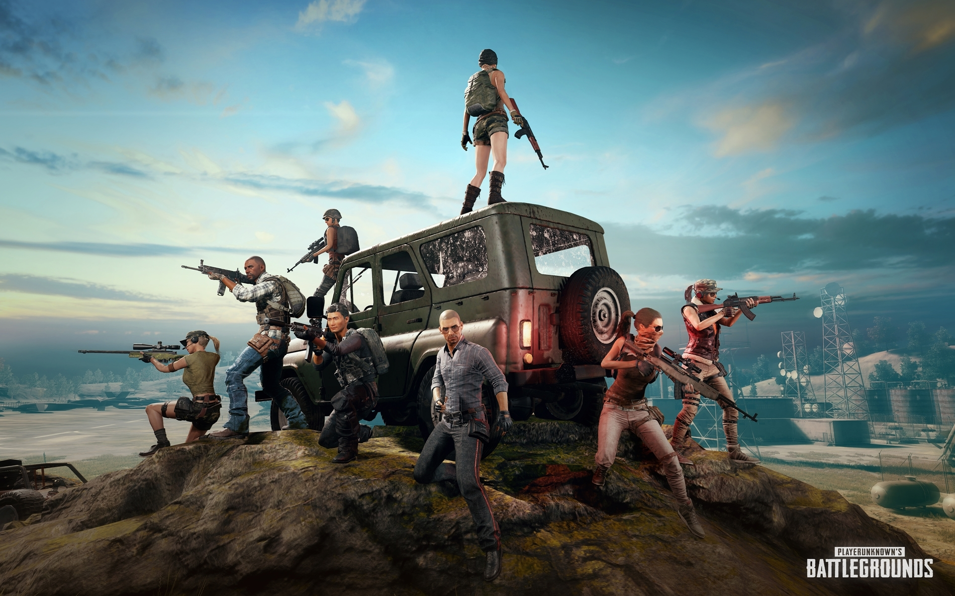 playerunknown s battlegrounds event mode is here