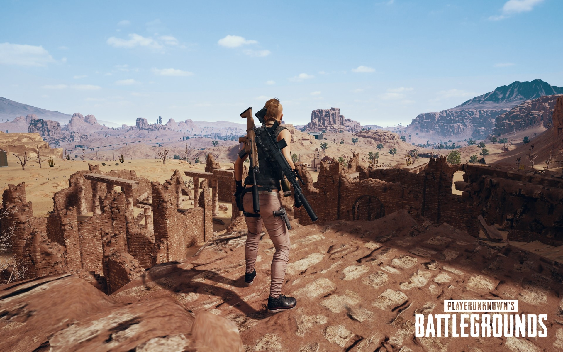 PLAYERUNKNOWN'S BATTLEGROUNDS :: Our Journey From Pre-Alpha to 1 0