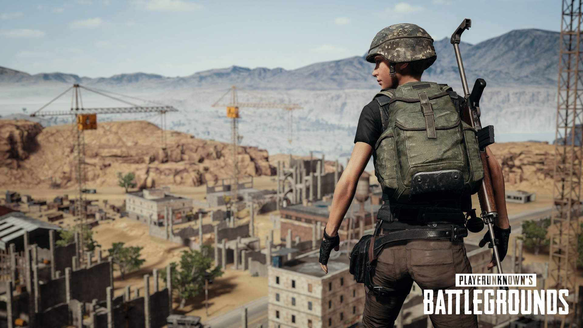 Playerunknown S Battlegrounds Wallpaper M4: PLAYERUNKNOWN'S BATTLEGROUNDS :: PC 1.0 Update #5