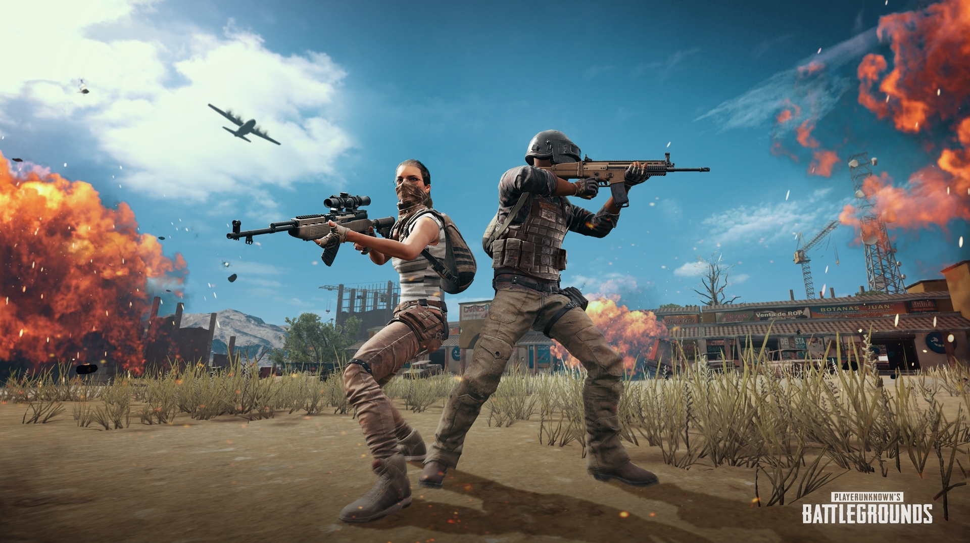 playerunknown s battlegrounds new event mode war mode desert