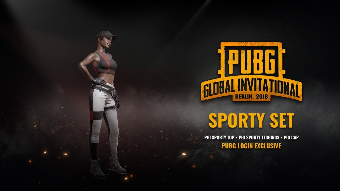 Get Your Free Pgi Sporty Set