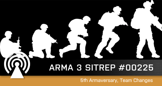 Oct 3, 2018 SITREP #00225 Arma 3 - Iceman FROM: High