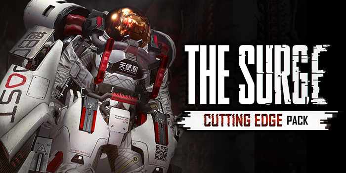 The Surge - Cutting Edge Pack (2018)