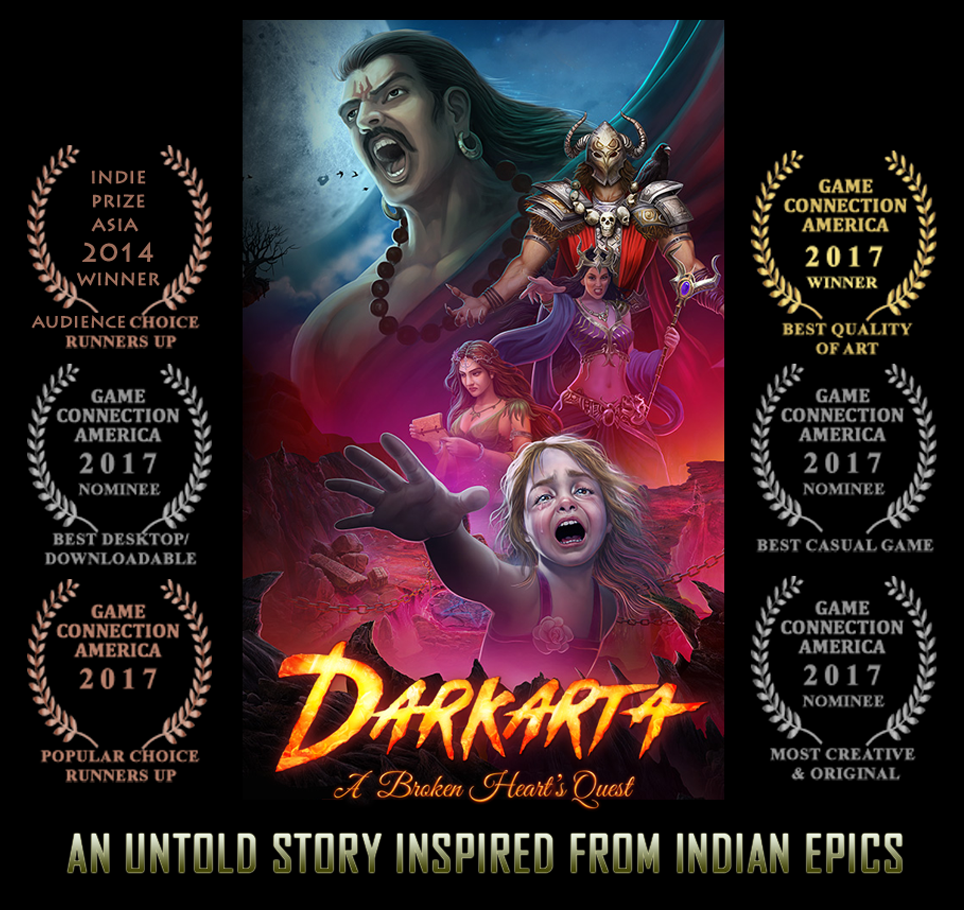 (Also in new credits we express gratitude to every steam reviewer who  helped us fine tune Darkarta.)