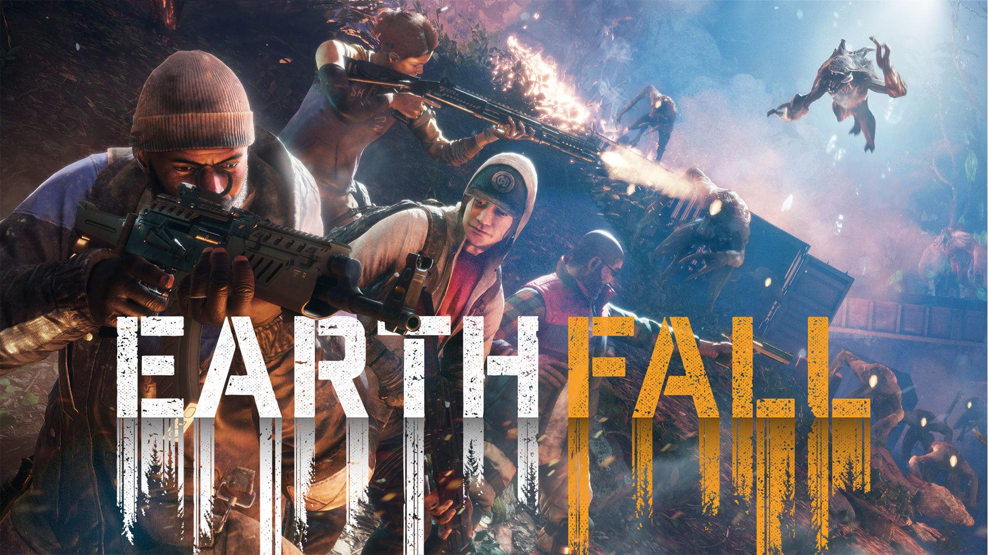 earthfall, teszt, bemutató, megjelent az earthfall, megérkezett az earthfall, steam, fps, left 4 dead, l4d, coop, co-op, videojáték