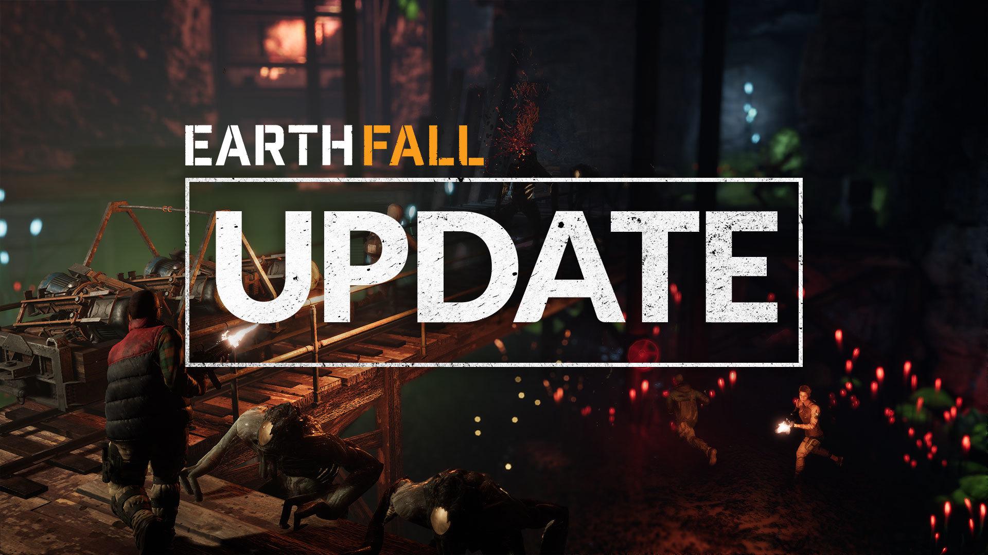 Earthfall :: Group Announcements