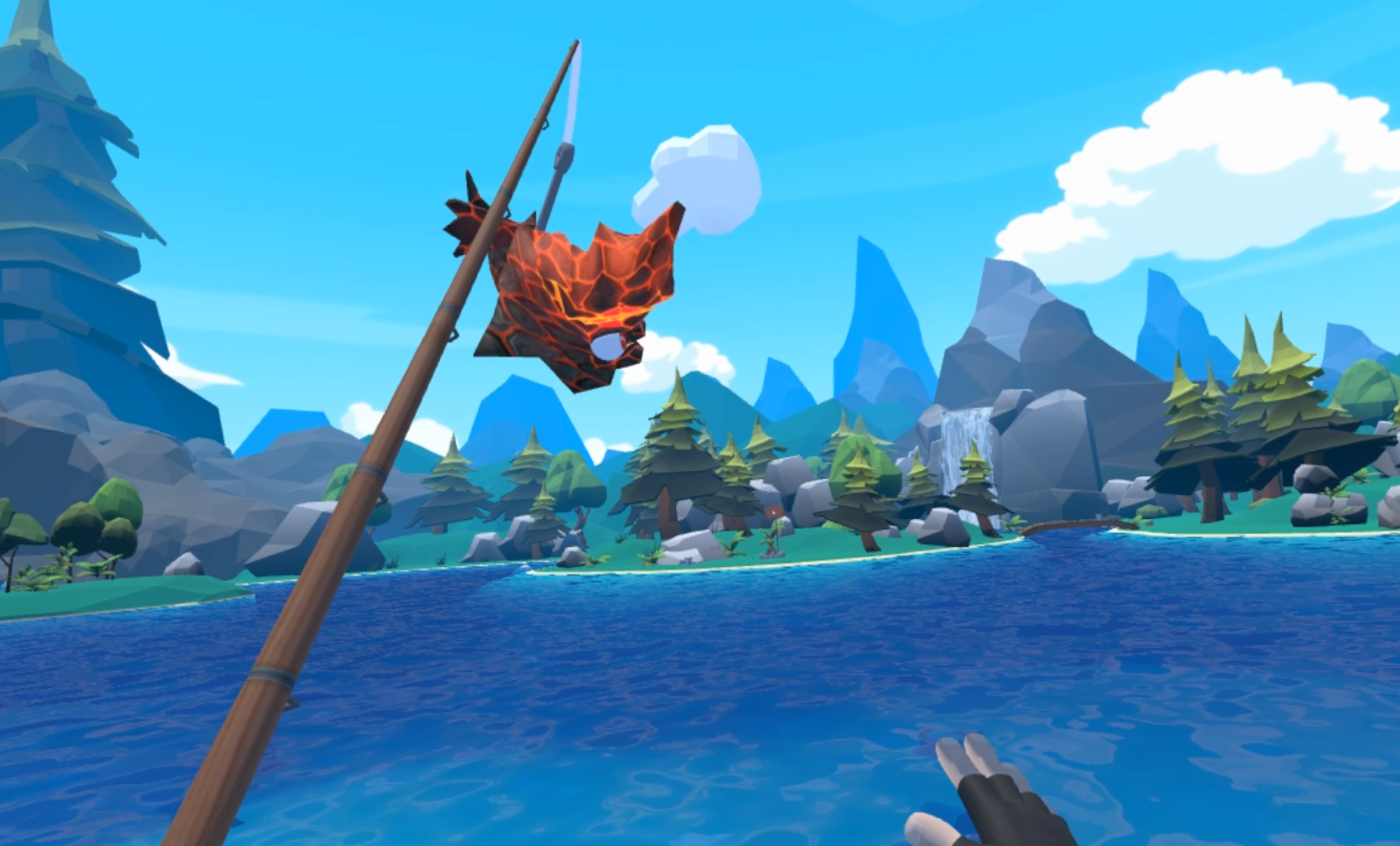 News all news for Crazy fishing vr