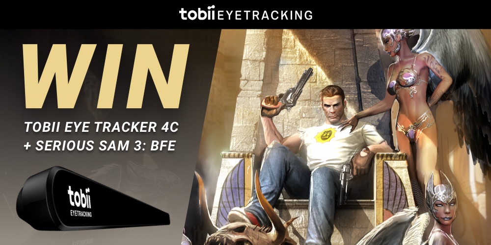 Serious Sam Fusion 2017 (beta) :: Tobii Eye Tracking feature & giveaway