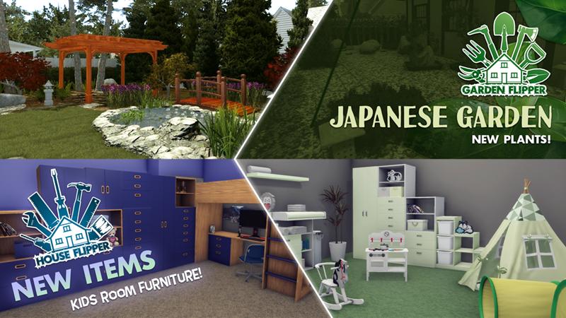 House Flipper New Garden House Flipper Content Japanese Garden Update Steam News