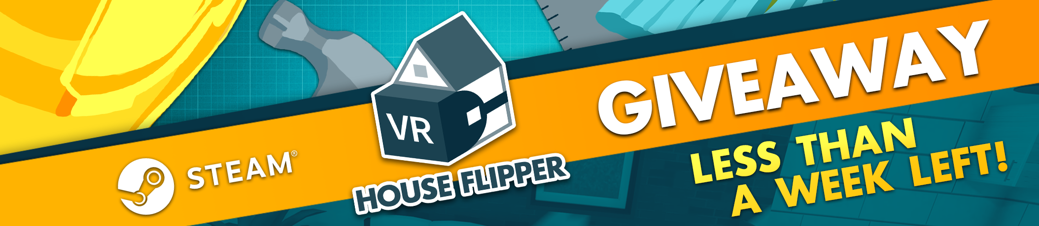 House Flipper VR Giveaway!