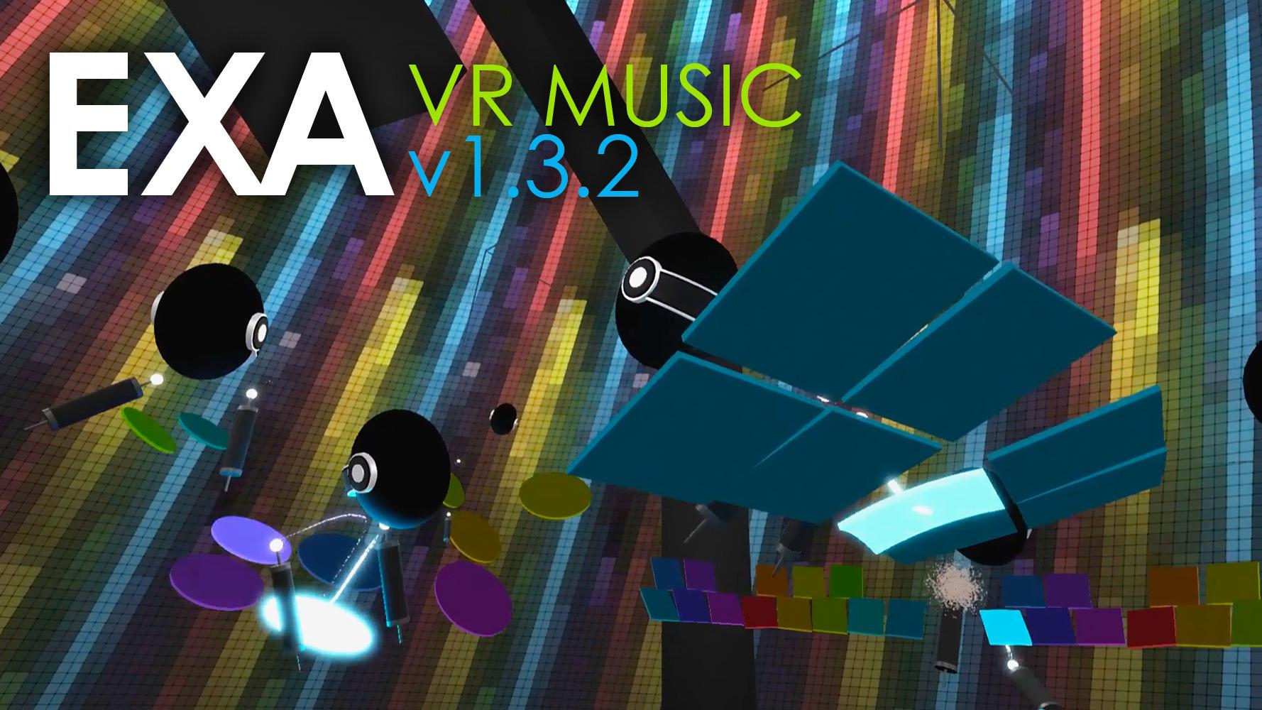 EXA: The Infinite Instrument :: v1 3 2: Audio Samples, MIDI Output
