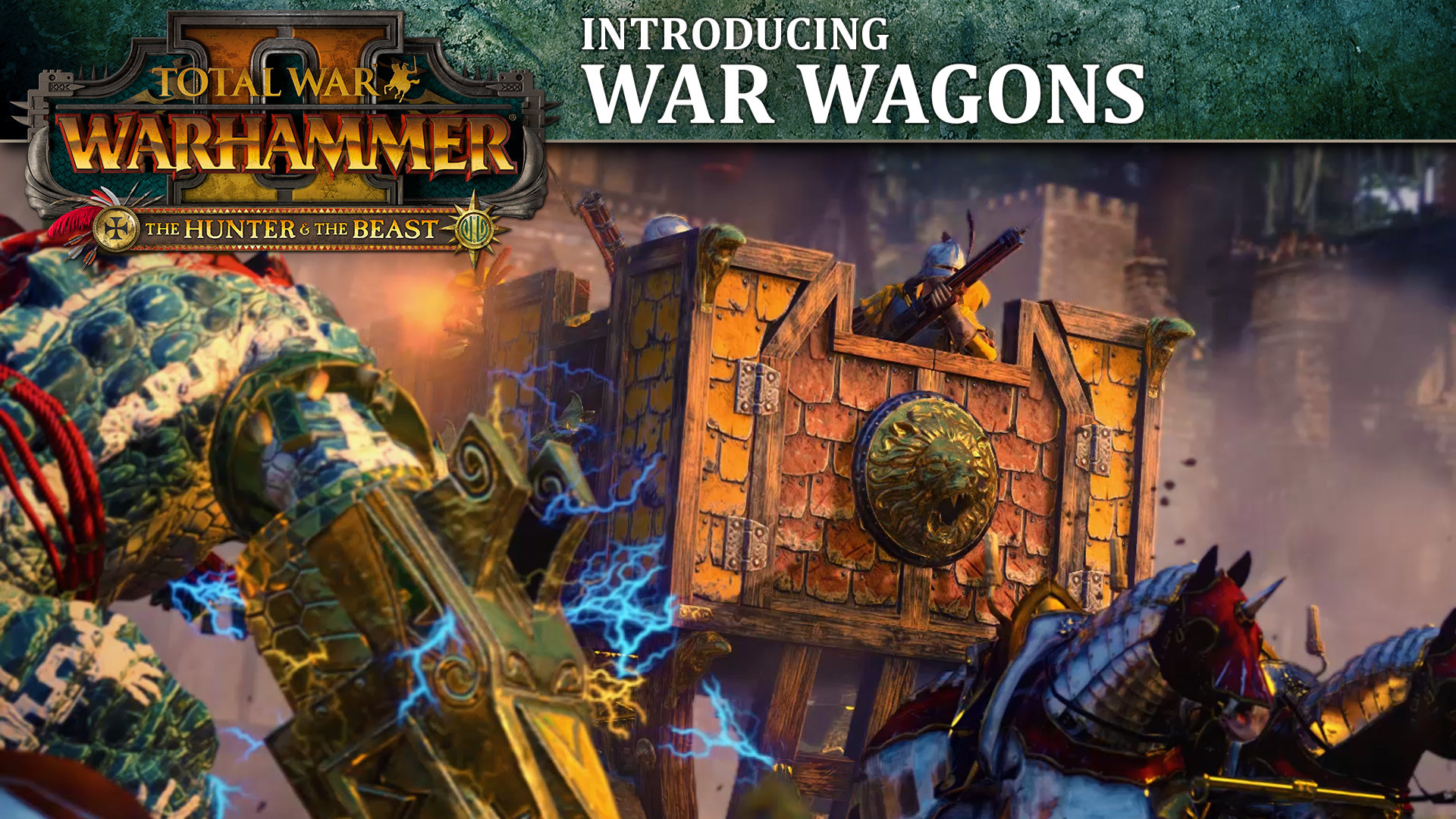 Total War Warhammer Ii Introducing War Wagons Steam News