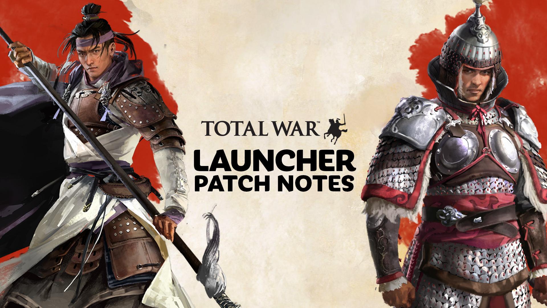 Total War: WARHAMMER II :: Launcher Patch Notes