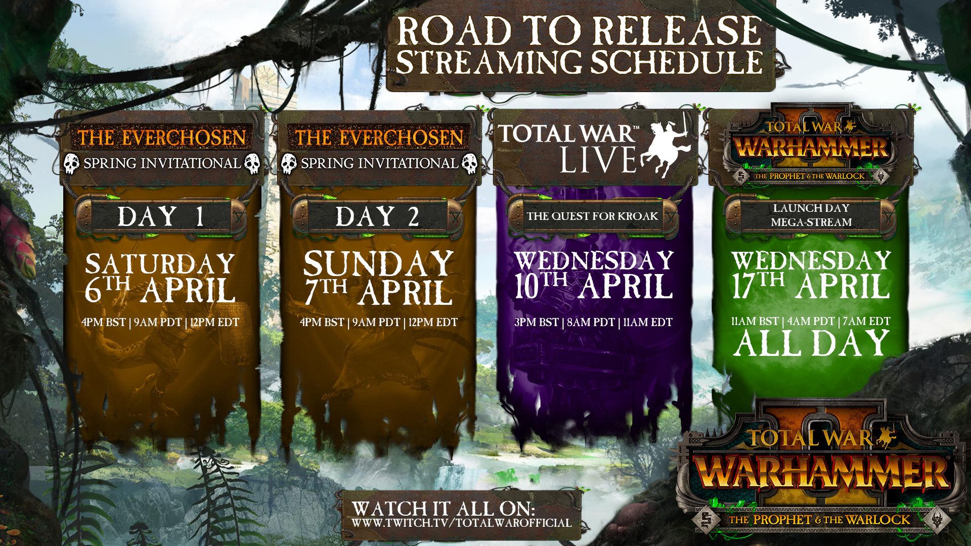 Steam Community :: Total War: WARHAMMER II :: Events