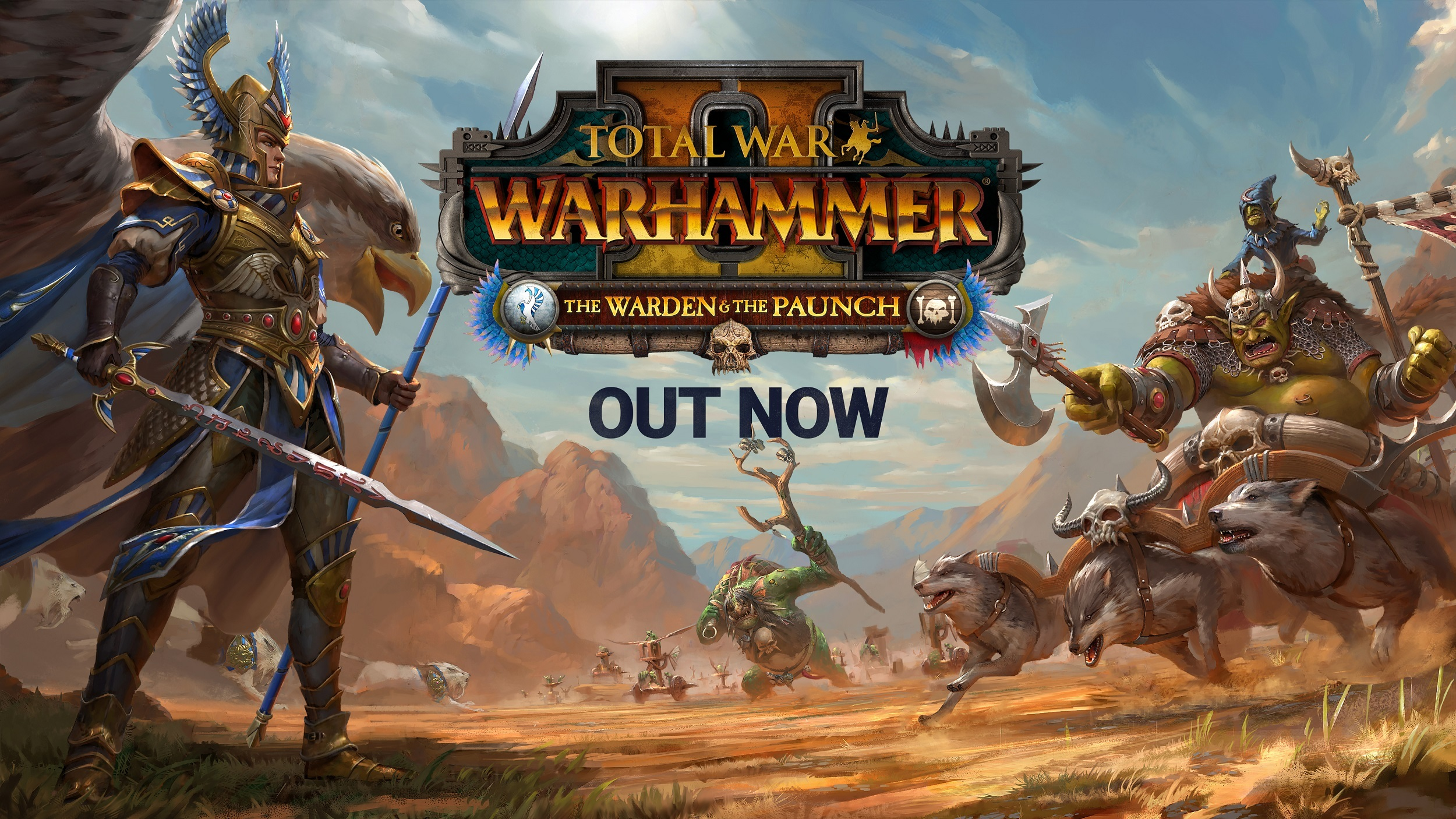 The Warden & The Paunch is out now!