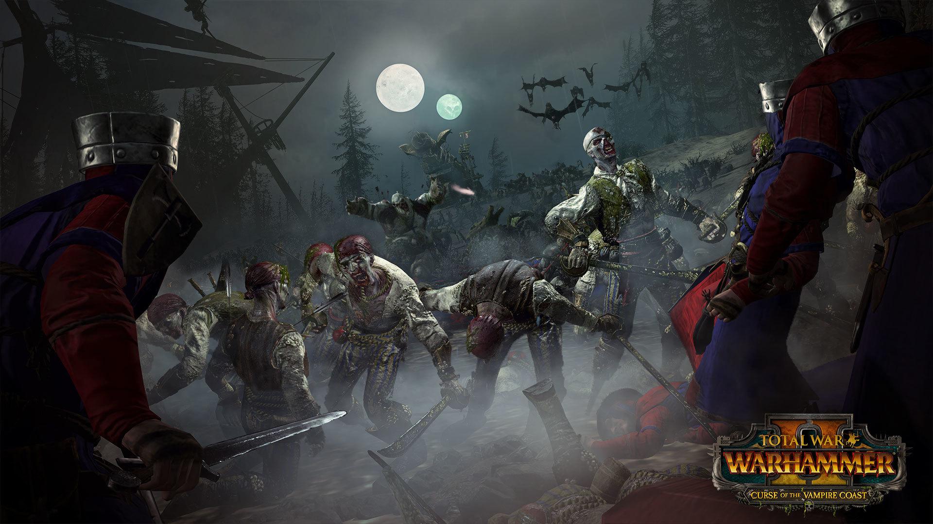 total war warhammer ii vampire coast legendary lord cylostra
