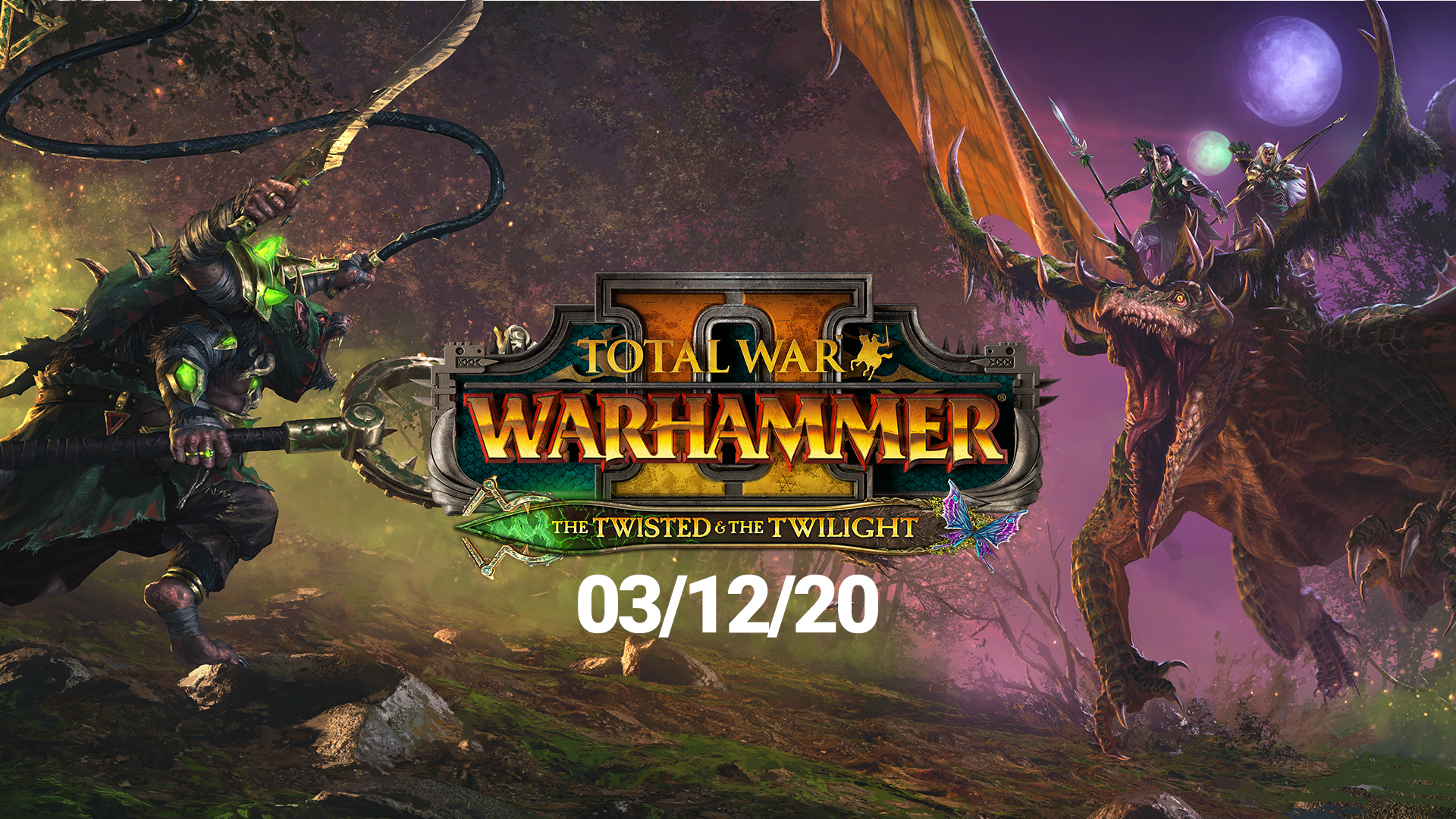 Announcing Total War: WARHAMMER II - The Twisted & The Twilight!