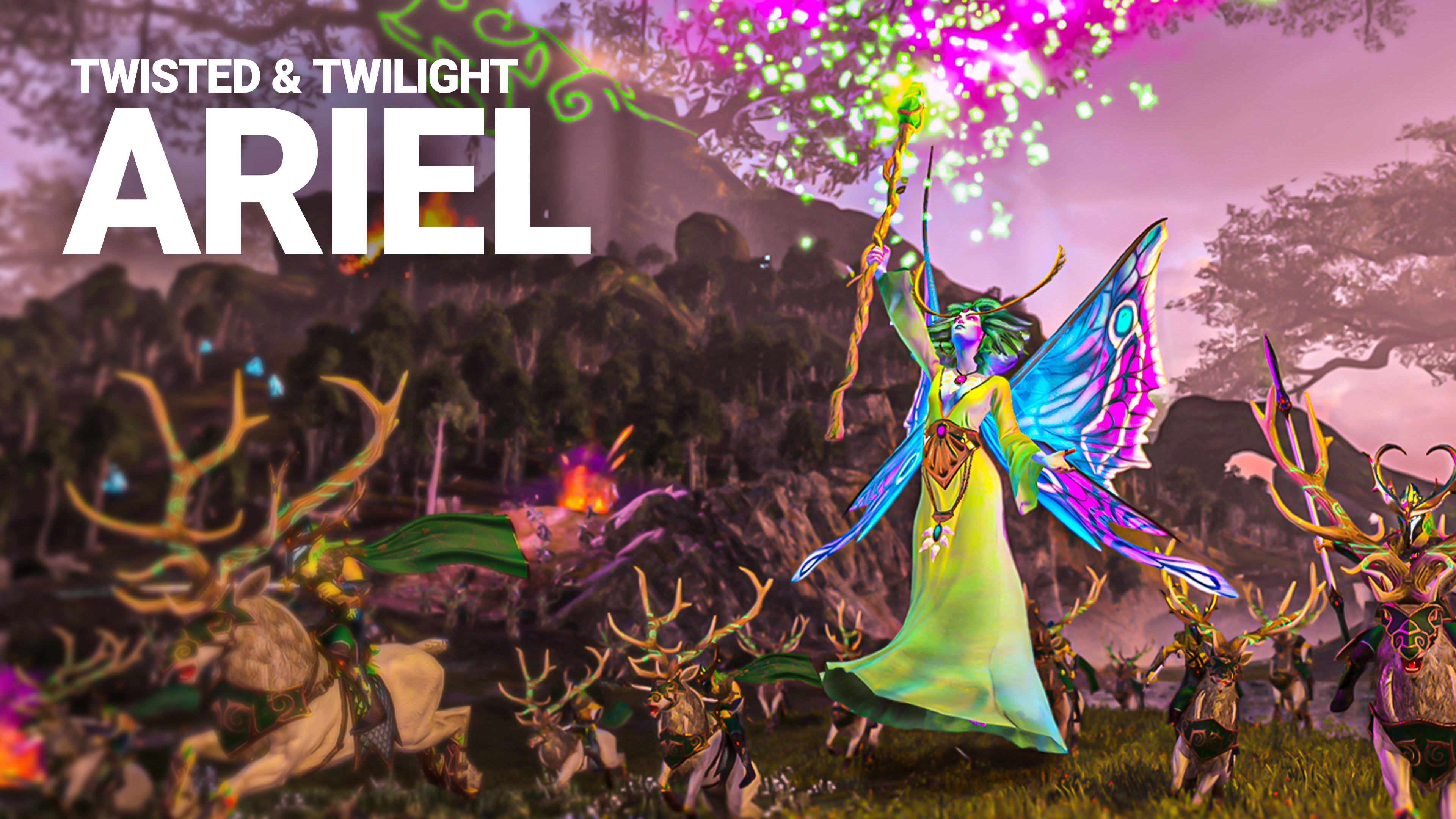 Introducing Ariel, Queen of Athel Loren