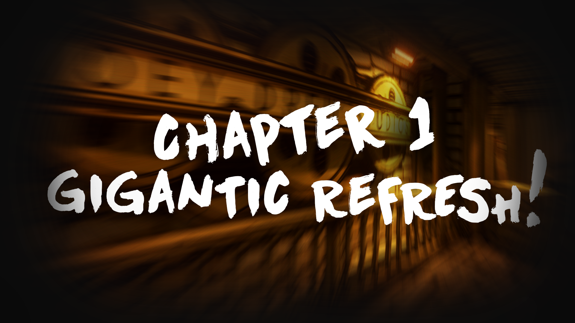Chapter 1 is getting a GIGANTIC REMASTER THIS MONTH!!